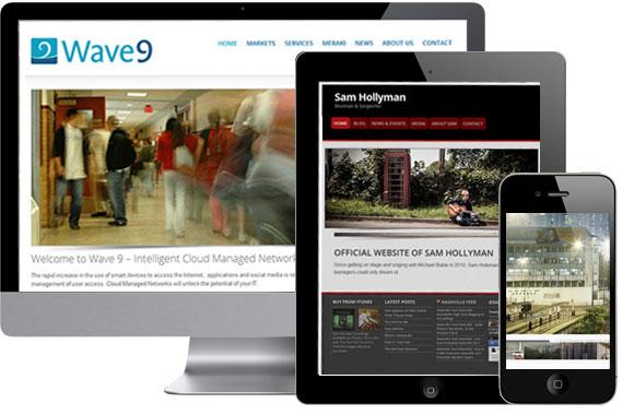SMedia Website Design Services