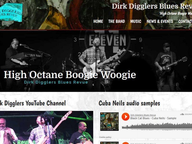 Dirk Digglers Blues Review