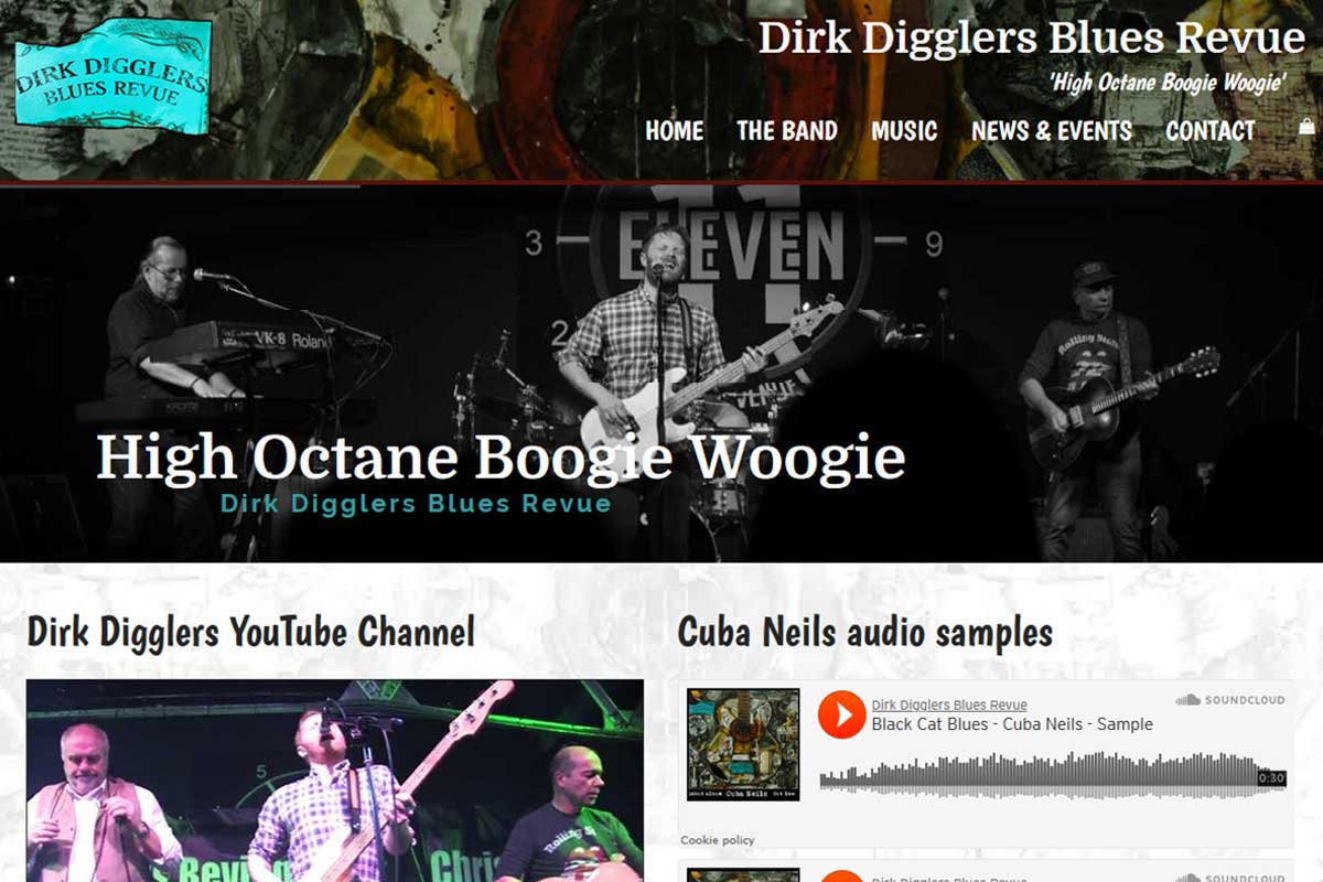 Dirk Digglers Blues Review