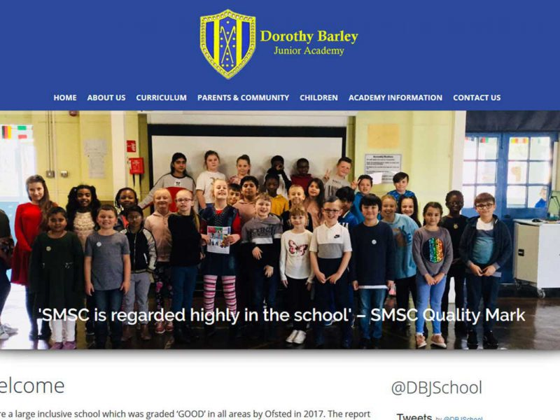 Dorothy Barley Junior Academy