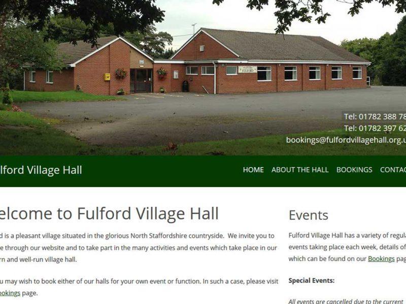 Fulford Village Hall